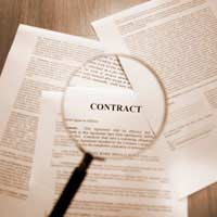 Refund Contract Agreement Legal Money